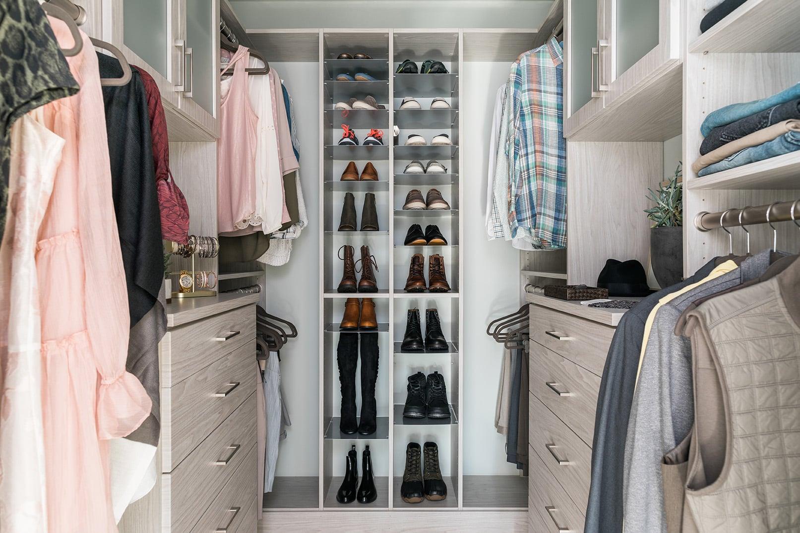 Inspired closets for Working closet modernos