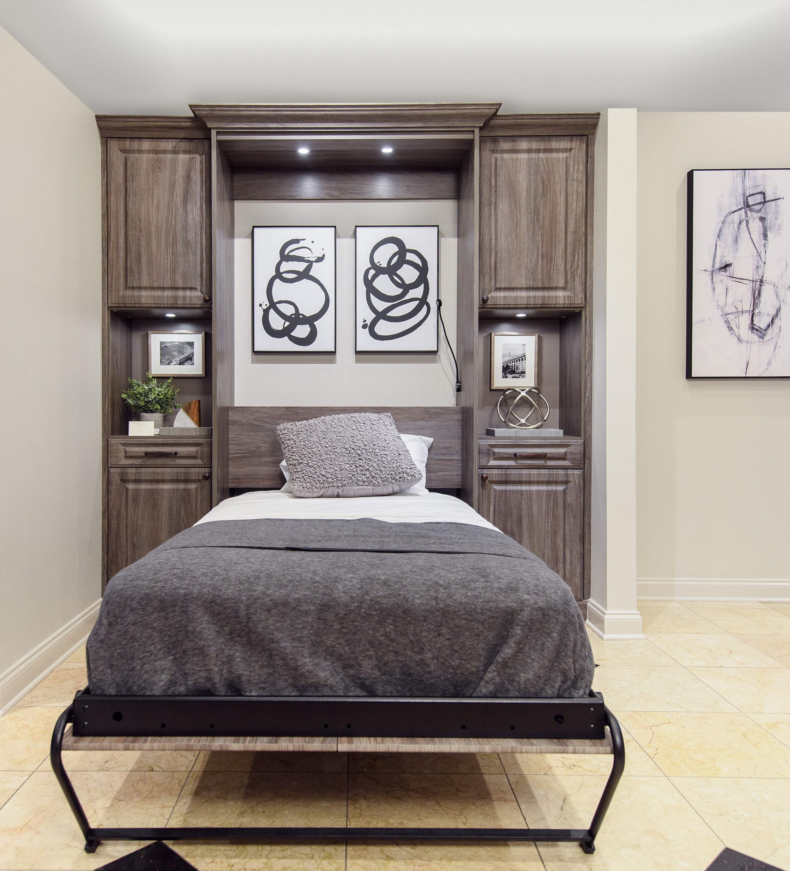 Murphy Beds Amp Wall Beds Inspired Closets