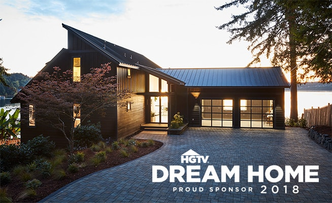 HGTV Dream Home Proud Sponsor 2018