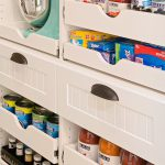 Inspired Closets Closet for Food Jars