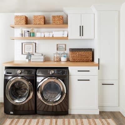 Laundry Room Storage Cabinet