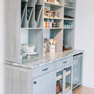 Seattle Custom Pantry Storage Inspired Closets Kirkland