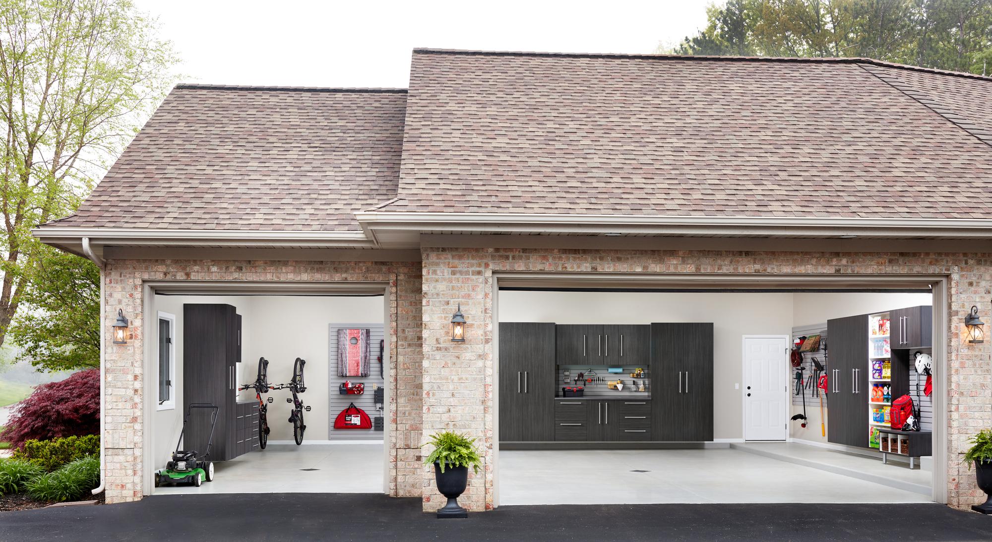 Three Stall Garage