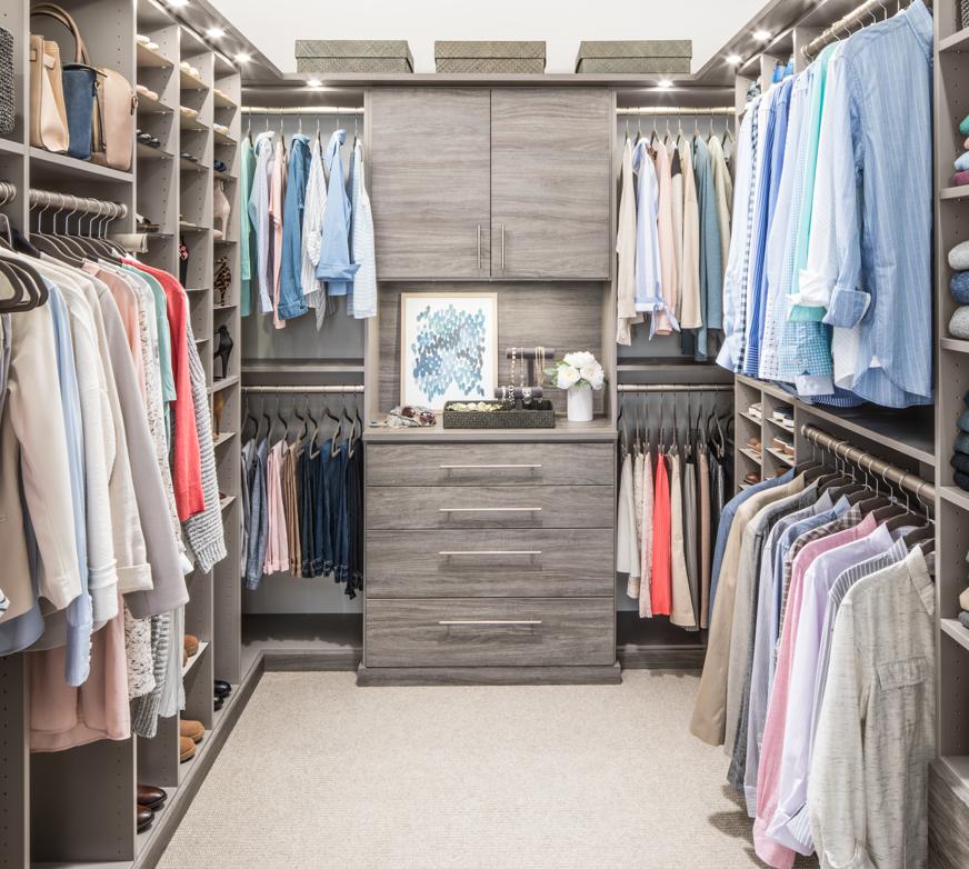 Custom Closets Delmarva Salisbury Inspired Closets